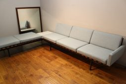 ROBIN DAY LINEAR 'FORM' SOFA FOR HILLE -1950S