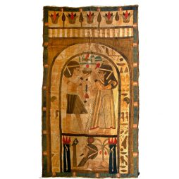 Egyptian Grand Tour Patchwork Wallhanging