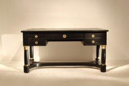 1940s Ebonised Desk