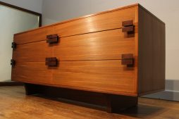 2 RARE A YOUNGER CHESTS/SIDEBOARDS C 1960S