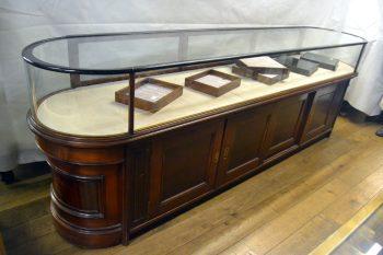 Rare Victorian Jewellery Bow Shop Counter