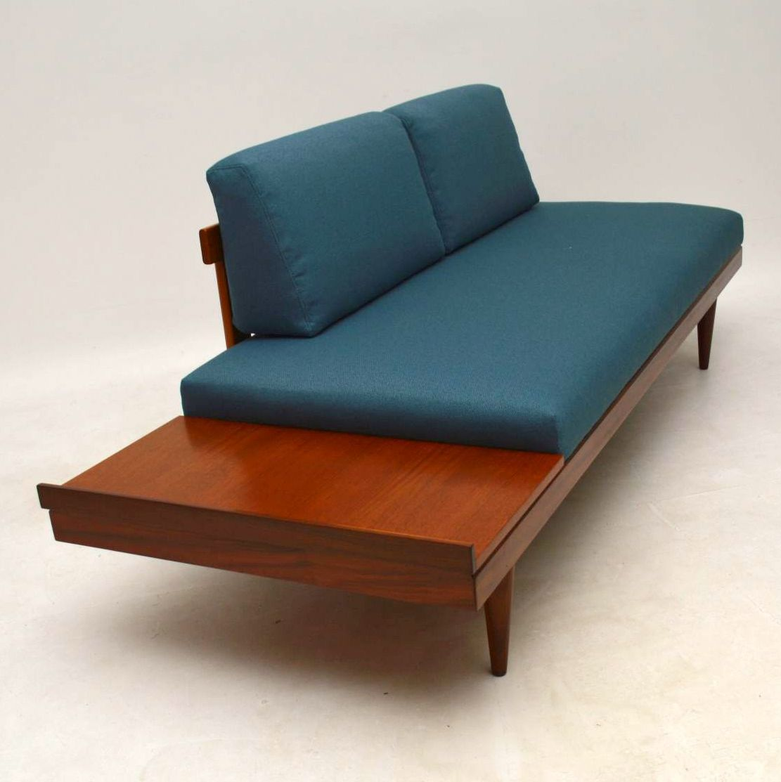 1950 S Vintage Teak Sofa Bed By Ingmar Relling Interior