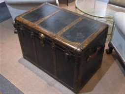 A  Murphy's of St Louis Steamer Trunk
