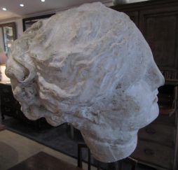 19th Century Plaster Bust