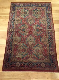 Early 19th Century Antique Transylvanian Rug