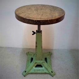 Singer Machinist Stool