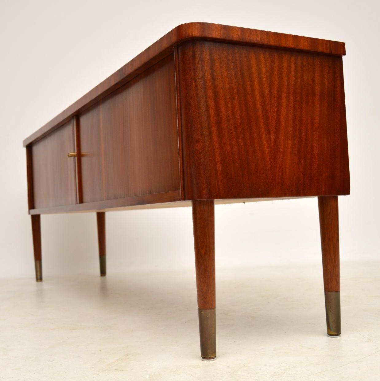 1950 S Vintage Italian Mahogany Sideboard Interior Boutiques