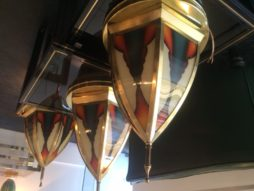 Art Deco Ceiling Lights