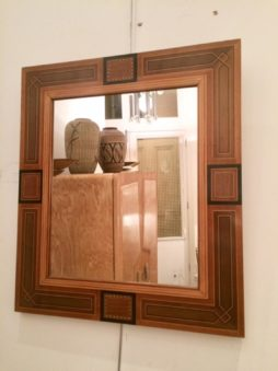 Art Deco Danish Mirror
