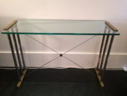 Console Table By German designer Peter Ghycz
