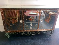 Mirrored Chiffonier - Dresser