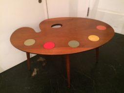 Vintage Palette Coffee Table