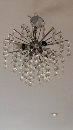 1960s Ceiling Light