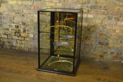 Edwardian Mirrored Display Cabinet