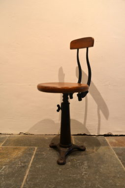 Original 1920s Singer Chair