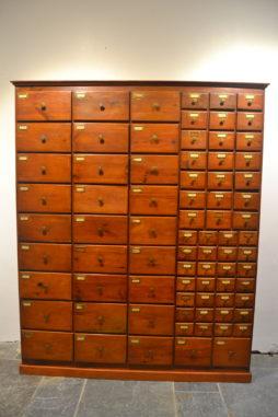 Large Bank Pine Drawers
