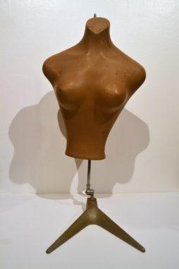 Art Deco Display Bust