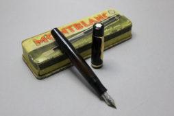 Vintage Montblanc 138 Fountain Pen