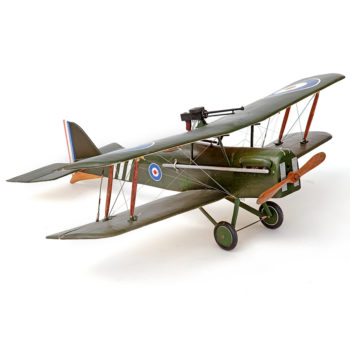 Retired Sopwith Flying Model Aircraft