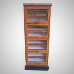 Mahogany 1920s Haberdashery Cabinet