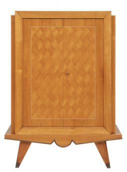 Maurice & Leon Jallot Art Deco Drinks Cabinet