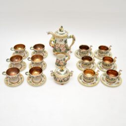 Italian Vintage China Tea Set – De Biagi RS Marino