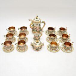 Italian Vintage China Tea Set – De Biagi RS Marino