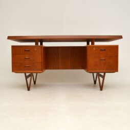 Danish Vintage Teak Desk 1960s