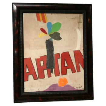 Artan By Artist Huw Griffith