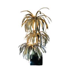 FRENCH MAISON JANSEN PALM TREE LAMP
