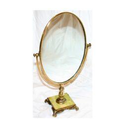 Brass Peerage Chevalier Dressing Mirror