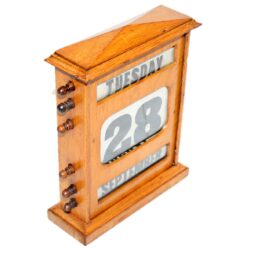 Extra Large Victorian Perpetual Calendar