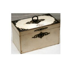 Antique Tea Caddy Box